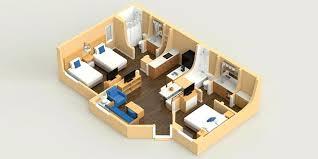 Two Bedroom Suites In Orlando Trio Two Bedroom Suite 2 Bedroom Suites  Orlando Airport .