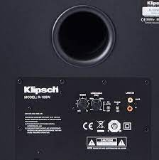 Buy Klipsch Reference R-10SW 10 300w Powered Subwoofer (Black) Online in  Italy. B00MH42BBI