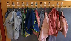 School Coat Racks Magical' Early Learning In Spain Institute For Learning And Brain 3