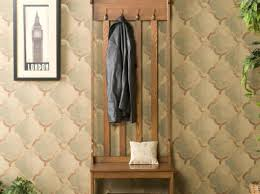 Entry Hall Bench Coat Rack