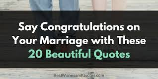 Newlywed Quotes Extraordinary Congratulations On Your Marriage 48 Stunning Quotes You Can Use