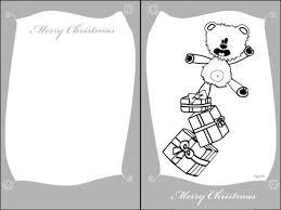 Black And White Greeting Card Printable Black And White Christmas Cards Tirevi Fontanacountryinn Com