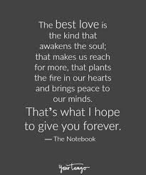 The 40 Best Love Quotes To Help Men And Women Say I Love You YourTango Stunning Best Love Quote