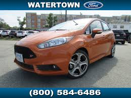 2017 New Ford Fiesta ST Hatch at Watertown Ford Serving Boston, MA ...