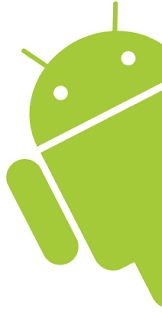 android-logo-peeking directory listing