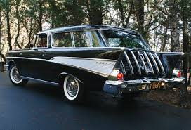 57 Chevy Nomad - Classic Chevy Pit Stop Blog