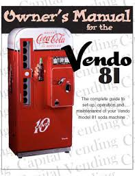 Vendo Vending Machine Manuals New VENDO SERVICE MANUAL 48 48 48 48 48 48 48 48 48 Pages