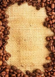 coffee beans border. Plain Beans Coffee Border Stock Photo Intended Beans Border T