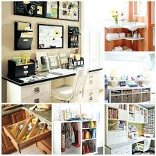 home office organizing. Awesome Wonderful Small Space Home Office The Inspired Room Simple Organizing Ideas Pinterest