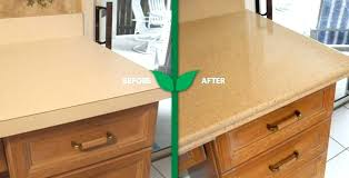 resurfacing covering laminate painting look like granite resurface with wood paint formica countertops that