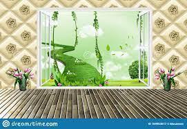 3d Mural Wallpaper For Kids Room Wall ...