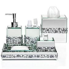 crystal bathroom accessories. unusual ideas crystal bathroom accessories creative best 25 sets on pinterest t