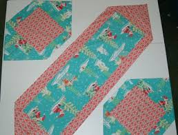 10 Minute Table Runner Pattern Adorable Table Runner MY HERITAGE FABRICS