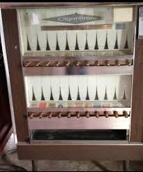 Vintage Perfume Vending Machine Cool CIGARETTE VENDING MACHINE Vintage 4848 PicClick