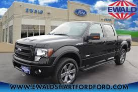 Used Ford F150 Trucks For Sale At Ewald   Ewald's Hartford Ford