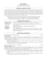 It Resume Tips Creative It Resume Resumes Sample More Admin Examples ...