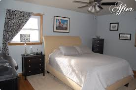 Painting Bedroom Furniture Before And After What A Difference Some Paint Makes Master Bedroom Before After