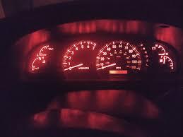 Toyota Pickup Led Dash Lights Instrument Panel And Dash Lights Toyota Tundra Forum