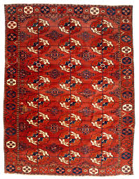 18th or 19th century wool 1 58 x 2 06m 5 2 x 6 9 paquin collection see dodds eiland et al oriental rugs from atlantic collections 1996