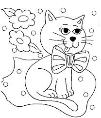 Stampare Disegni Da Colorare Animali Gatti 44 Az Colorare