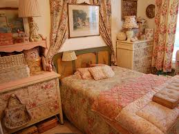 full patterned chic shabby look bedrooms ideas shabby
