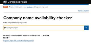How To Register A Company How To Register A Company Name Step By Step