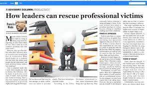 how leaders save followers from being professional victims how leaders save followers from being professional victims
