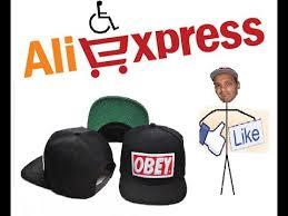 Посылка с Aliexpress - <b>бейсболка</b> (кепка) <b>OBEY</b> - YouTube