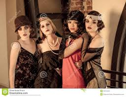 best images about theme gatsby s dresses four beautiful vintage women celebrating gathering s great gatsby themed