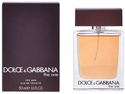 <b>Dolce & Gabbana The One for</b> Men Eau de Toilette 50 ml: Amazon ...