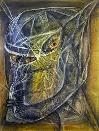 saatchi art artist maria marachowska painting beauty and the beast art