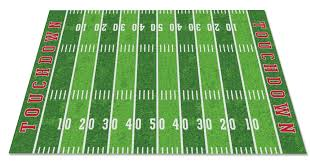 living room wonderful football field area rug with cozy ideas inside plan 3 for modern black