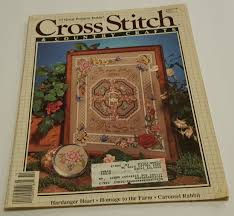 101 Best Loved Designs From Cross Stitch And Country Crafts Cross Stitch Country Crafts Vol V No 1 September
