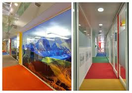 office beautiful munich google. Creative Wallpapers And Long Corridors Are The Highlight Of Google\u0027s Munich Office. Office Beautiful Google