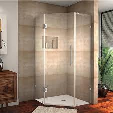 tempered glass shower cabin shower door