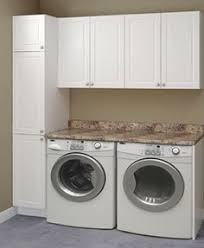 laundry room furniture. add cabinets over washer and dryer install counter top laundry room furniture