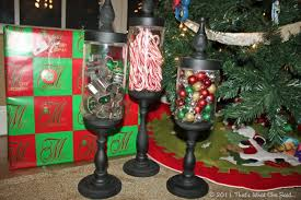 Apothecary Jars Christmas Decorations Apothecary Jars That's What Che Said 96