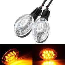 Led Lights For Ninja 250r Front Rear Led Turn Signal Indicator Light Blinker For Kawasaki Ninja 250r