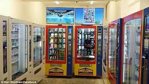 Vending Machine Competitors Inspiration Vitamin Warehouse Sell Essentials In VENDING Machines 4848 Daily