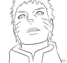 Small Picture Naruto Gaiden 703 coloring page Free Printable Coloring Pages