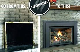 fireplace insert installation us1 for adorable cost of gas fireplace insert