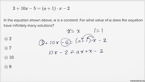 solving linear equations and linear inequalities harder example khan academy