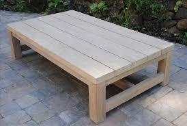 used teak furniture. Furniture New Reclaimed Teak Wood Coffee Table Idea From Used