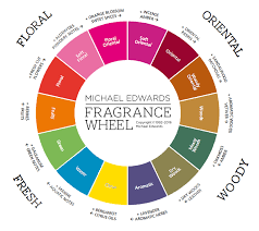 Fragrance Wheel Perfume Classification Chart Blog Create Your Own Perfume With The Fragrance Wheel And