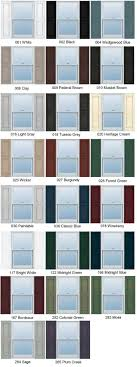 Home Depot Plastic Shutter Colors Like Wineberry and Midnight blue would  also paint the garage door to match