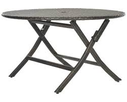awesome round resin patio table from round wicker outdoor furniture crosley wicker furniture