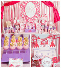 Karas Party Ideas Royal Princess Birthday Party Perfect For A 1st