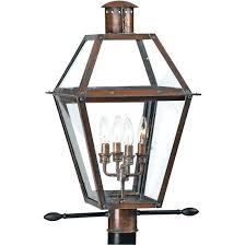 quoizel lighting ro9014ac rue de royal outdoor lantern