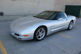 Corvette chevy corvette 2003 : Chevrolet Corvette Coupe – 50th Anniversary Edition | Calgary ...