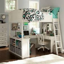 awesome loft beds with desk for teens resized